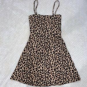 Leopard Dress - H&M